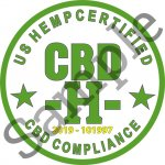 CBD-H Badge